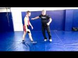 Приемы вольной борьбы в стойке , броски,техника и тактика ЮФС РФ - UFC