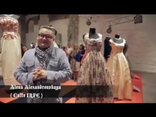 """Познавательная лекция Александра Васильева  """"История моды"""""""