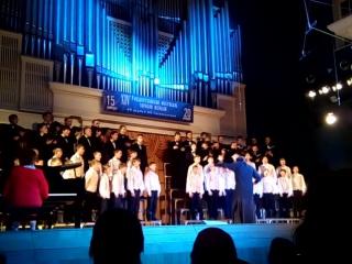 14 Рождественский фестиваль Хоровой музыки С верой в 3 тысячелетие