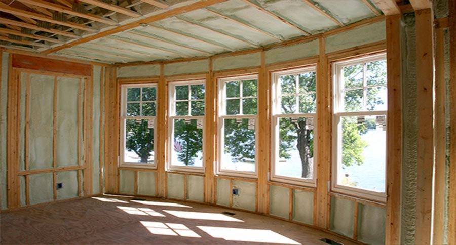 Утепление потолка в доме с холодной крышей стоимость в Москве, Московской области