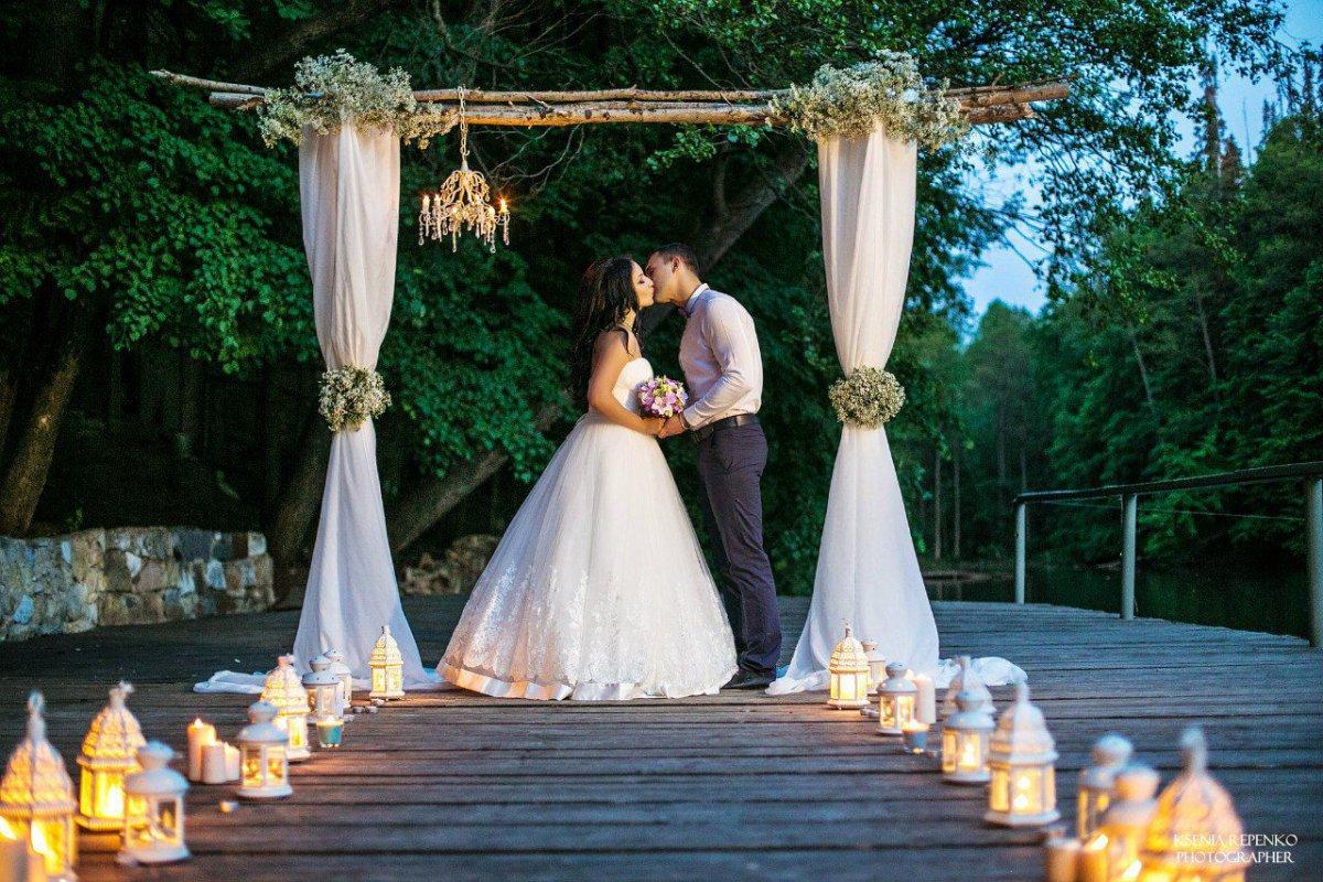 Выездная свадьба цена в Раменском