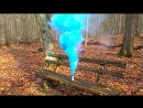 SMOKE Fountain Blue - Cиний