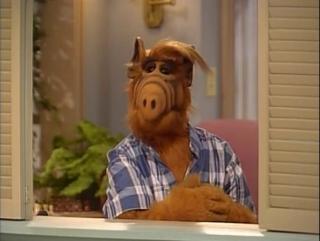 Alf Quote Season 3 Episode 15_Зарядка от Альфа