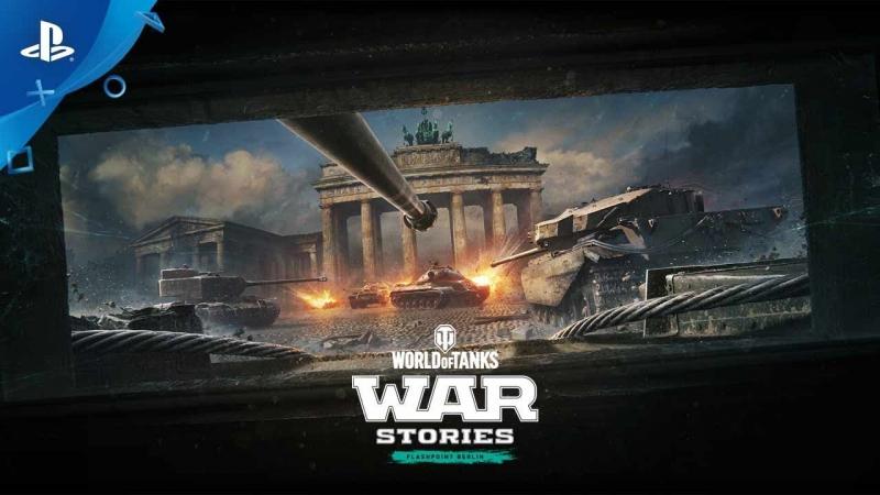 World of Tanks War Stories: Flashpoint Berlin | PS4