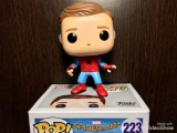 Funko POP! Spider-Man: Homecoming - Unmacked Spider-Man: Homemade suit (№223)