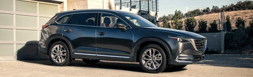 Большой кроссовер Mazda: известны российские цены