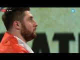 Gor Minasyan, Ruben Aleksanyan medal ceremony