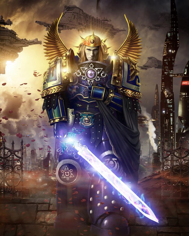 Император Ультрамаринов |