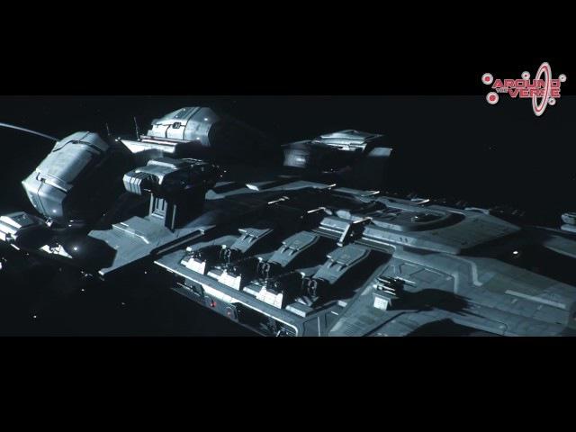 Star Citizen - Aegis Javelin Destroyer in Alpha 3.0?!
