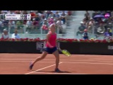 2017 Internazionali BNL dItalia Day 4 | Shot of the Day | Daria Gavrilova