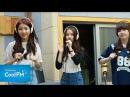 여자친구 '하늘 아래서' 라이브 LIVE / 150724[슈퍼주니어의 키스 더 라디오]