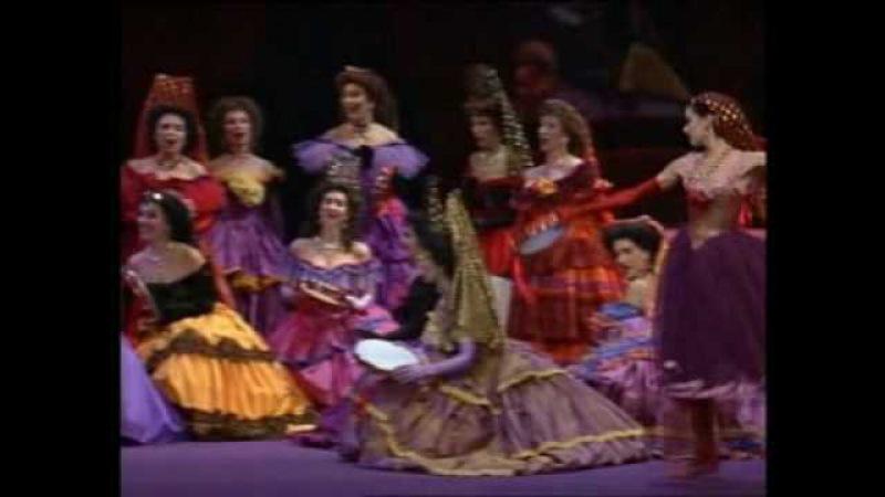 Verdi La Traviata - III.Act - Gypsy and Picadors Chorus Noi siamo zingarelle