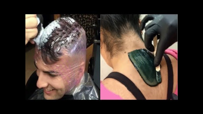 Best Barbers in The World ★ Amazing Haircut Designs and Hairstyles 25