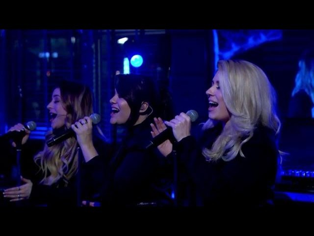O'G3NE zingt songfestival-nummer 'Lights Shadows - RTL LATE NIGHT