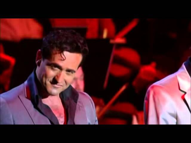 IL DIVO EVERYTIME I LOOK AT YOU SI TU ME AMAS