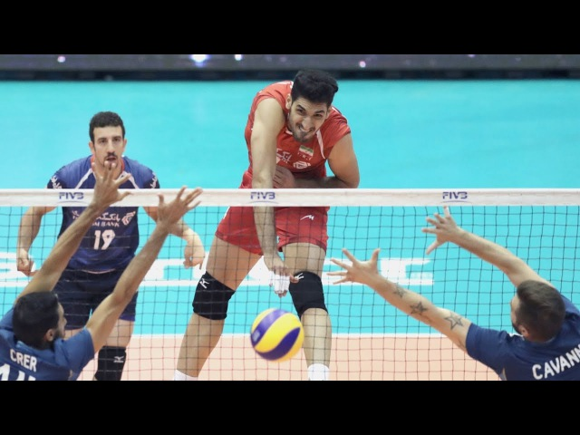 TOP 10 Volleyball Actions | Young Talented Player of Iran | Mohammad Javad Manavinejad (MANAVI)