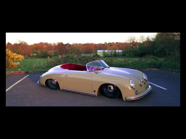 James Munro's Porsche 356 Speedster Replica - LIFEONAIR