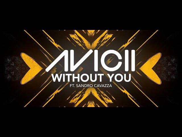 Avicii - Without You ft. Sandro Cavazza [Lyric Video]