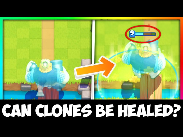 Clash Royale Mythbusters - Heal Spell Edition