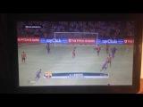 PES 2017 - amazing goal Rakitic!