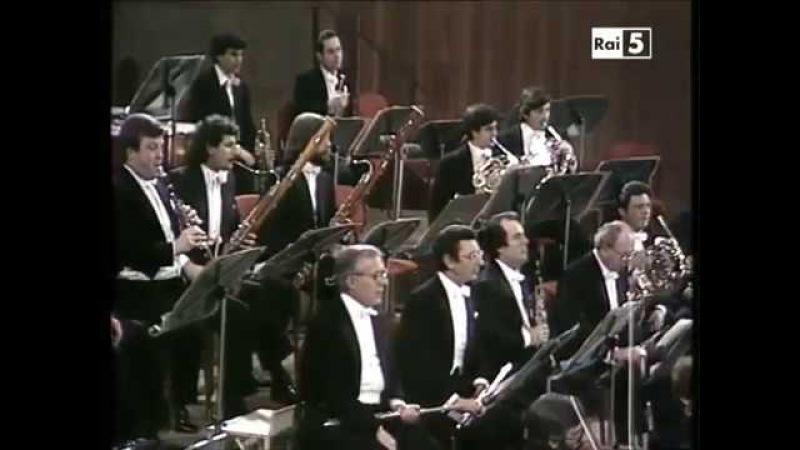 BRAHMS Double Concerto | O.Kagan, N.Gutman, RAI Milano, F.Caracciolo | video 1980 ®