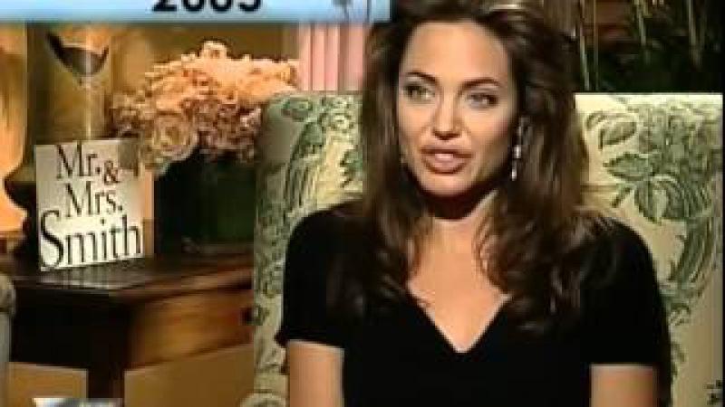 ДОКУМЕНТАЛЬНЫЕ ФИЛЬМЫ Кинозвезда Анджелина Джоли