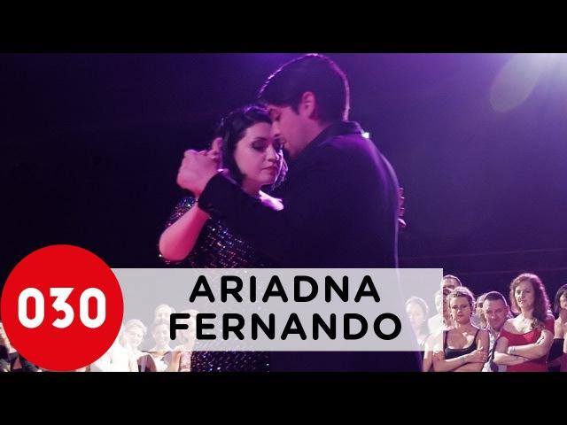 Ariadna Naveira and Fernando Sanchez – Adiós, querida!, Porec 2017
