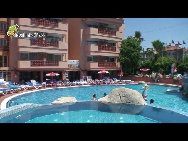 Hotel Begonville, Turecko, Egejská riviéra, Marmaris