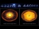 Звуковой геноцид. Подмена частоты музыки с 432 Гц на дисгармоничную 440 Гц