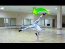 ПЕРЕВОРОТ НА ОДНУ РУКУ ВПЕРЕД! Уроки акробатики