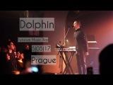 Дельфин в Праге, 2017  Dolphin in Prague, 2017