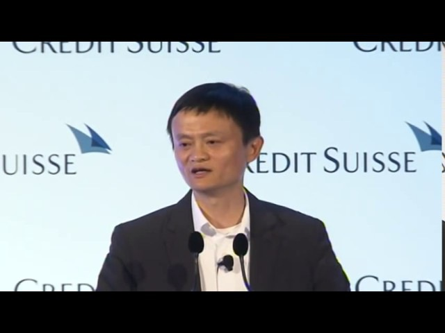 Jack Ma, I faced the risk of going to jail to start the Alipay, the financial branch of Alibaba.