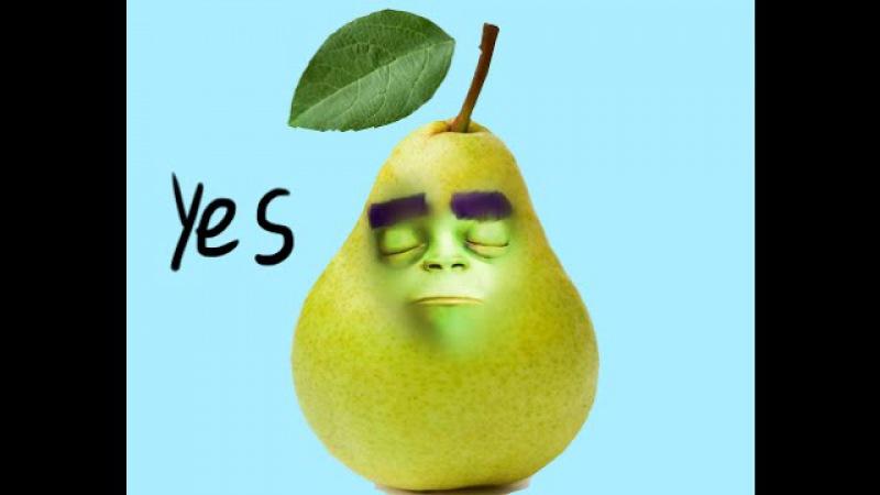 Gorilaz YTP- 2-D is a pear, blah