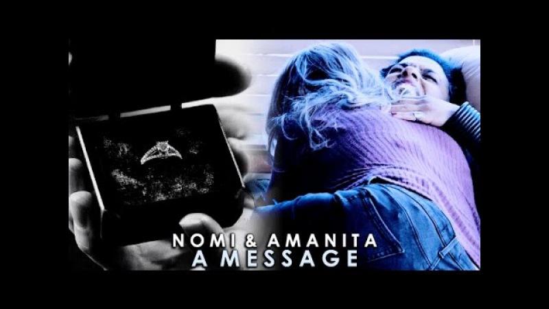 Nomi Amanita   A Message