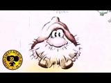 Мультфильм Весёлый старичок (Весёлая карусель № 4)