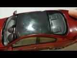 Модель BMW M6 с повреждениями!!! Удастся ли восстановить