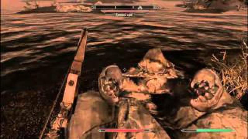The Elder Scrolls 5: Skyrim Матерящийся краб версия 2.0