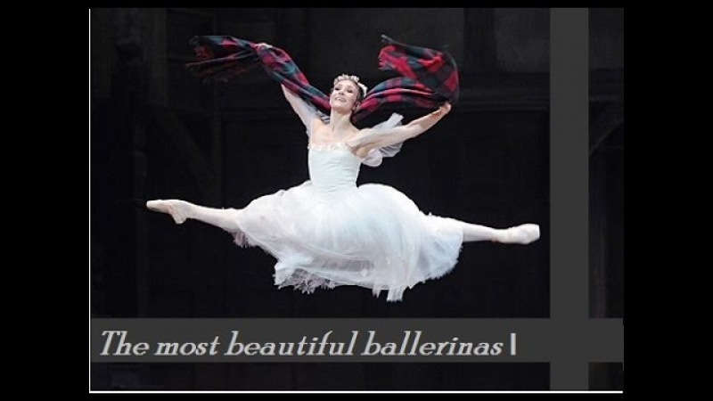 The most beautiful ballerinas part I