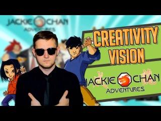 [Creativity Vision] - Обзор на 1 сезон Приключения Джеки Чана