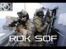 South Korean Special Forces ROK SOF