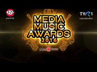Carla's Dreams la Media Music Awards 2016