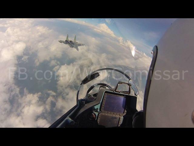 Cập nhật | Một chuyến bay biển với Su-30MK2V