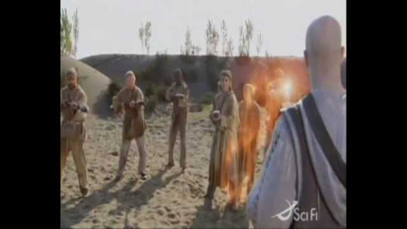 Stargate SG1 - Power of The Ori