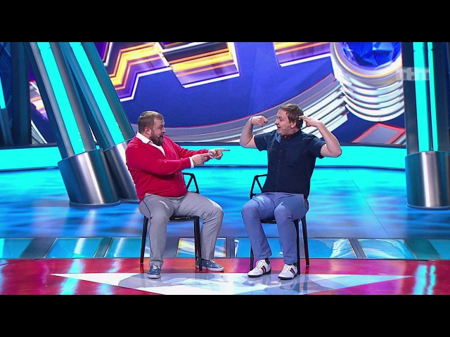 Comedy Баттл Последний сезон Антон и Алексей 1 тур 29 05 2015