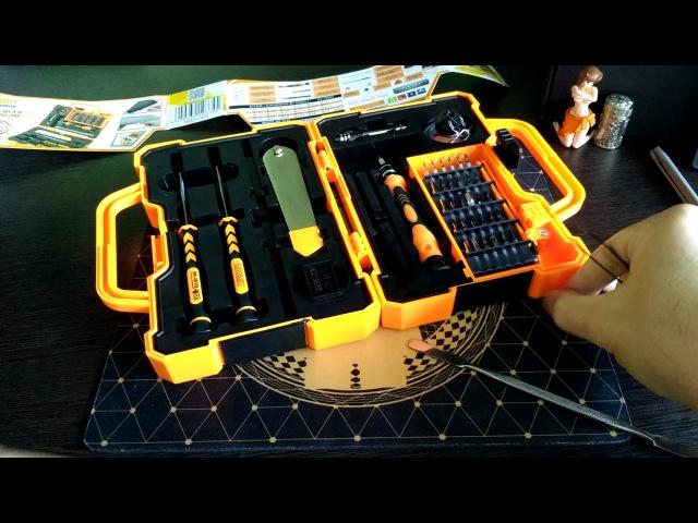 Обзор набора инструментов Jakemy 8139