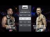 UFC Pelea Gratis Cormier vs Gustafsson