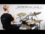Daily Chops #7 - Odd-metre Drum Fill no. 1 Paradiddle-diddles in 58