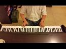 А я играю на гармошке(крокодила Гена, К сожаленью день рожденья только раз в году) - пианино кавер