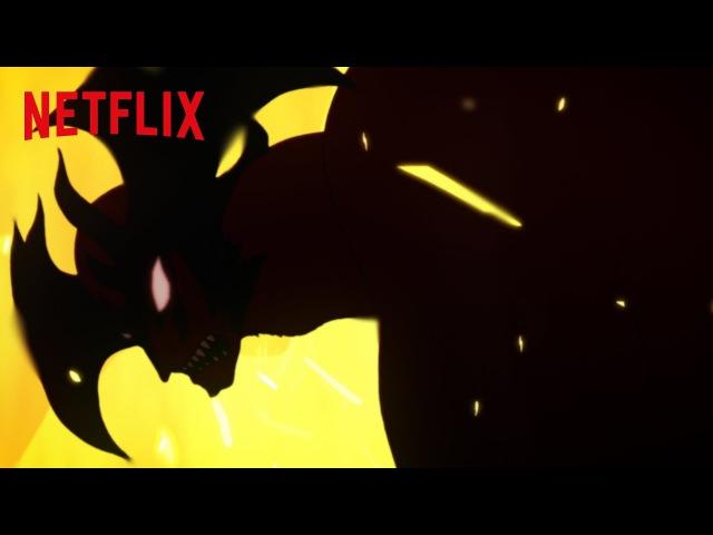 DEVILMAN crybaby   Trailer [HD]   Netflix