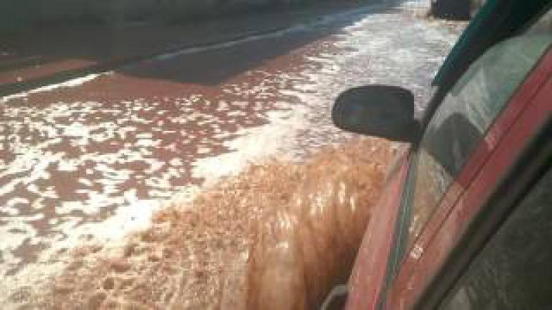 Реки сока котострофический крах В Лебедяни